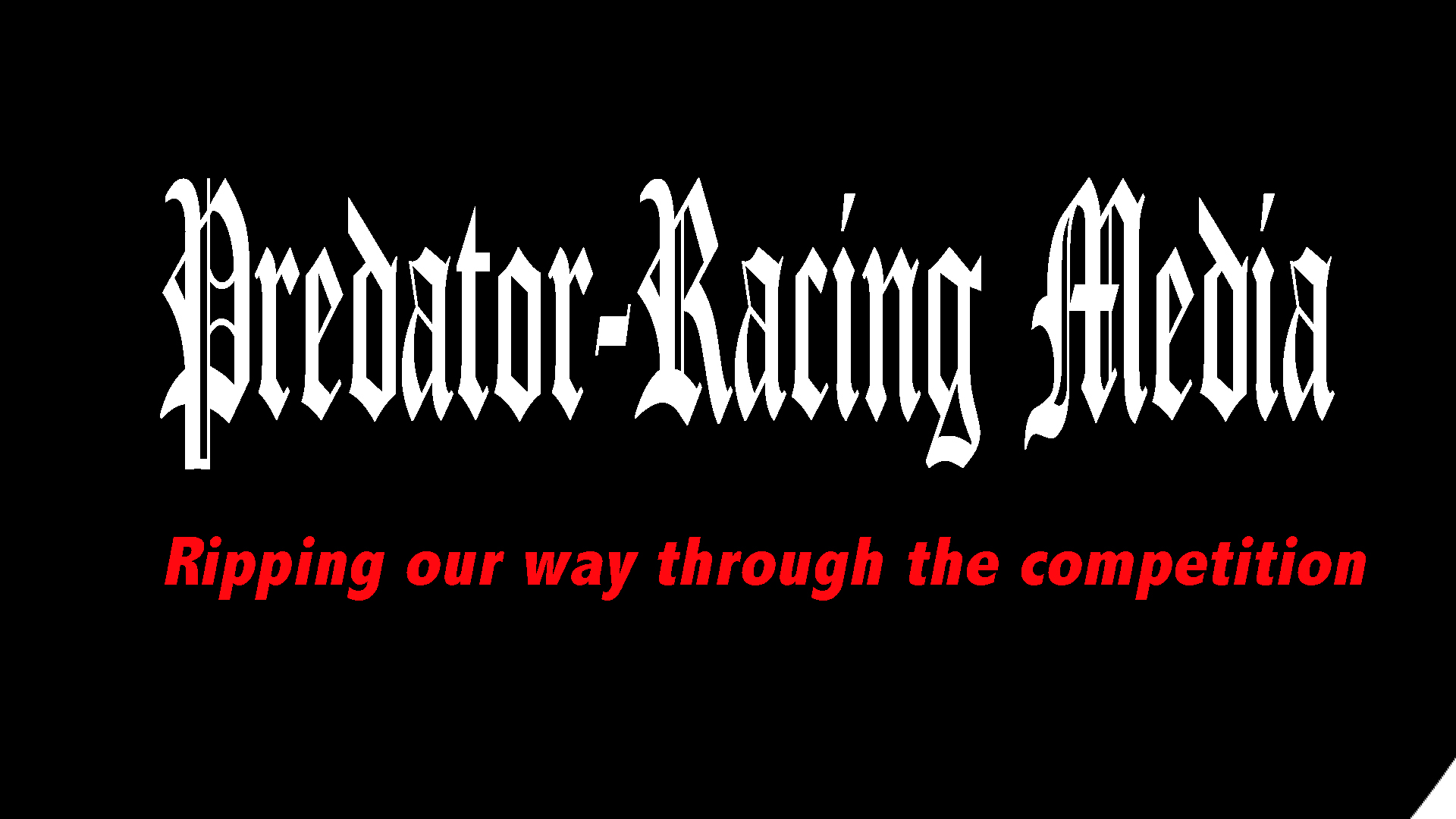 predator racing media